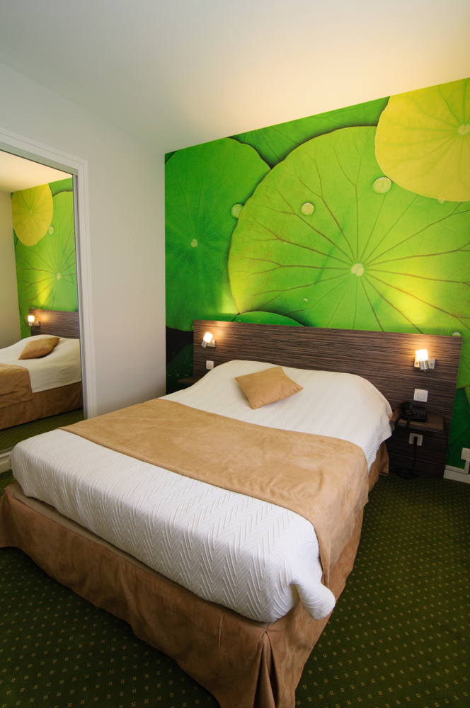 Chambre n nuphar hotel dauly lyon bron for Chambre synonyme
